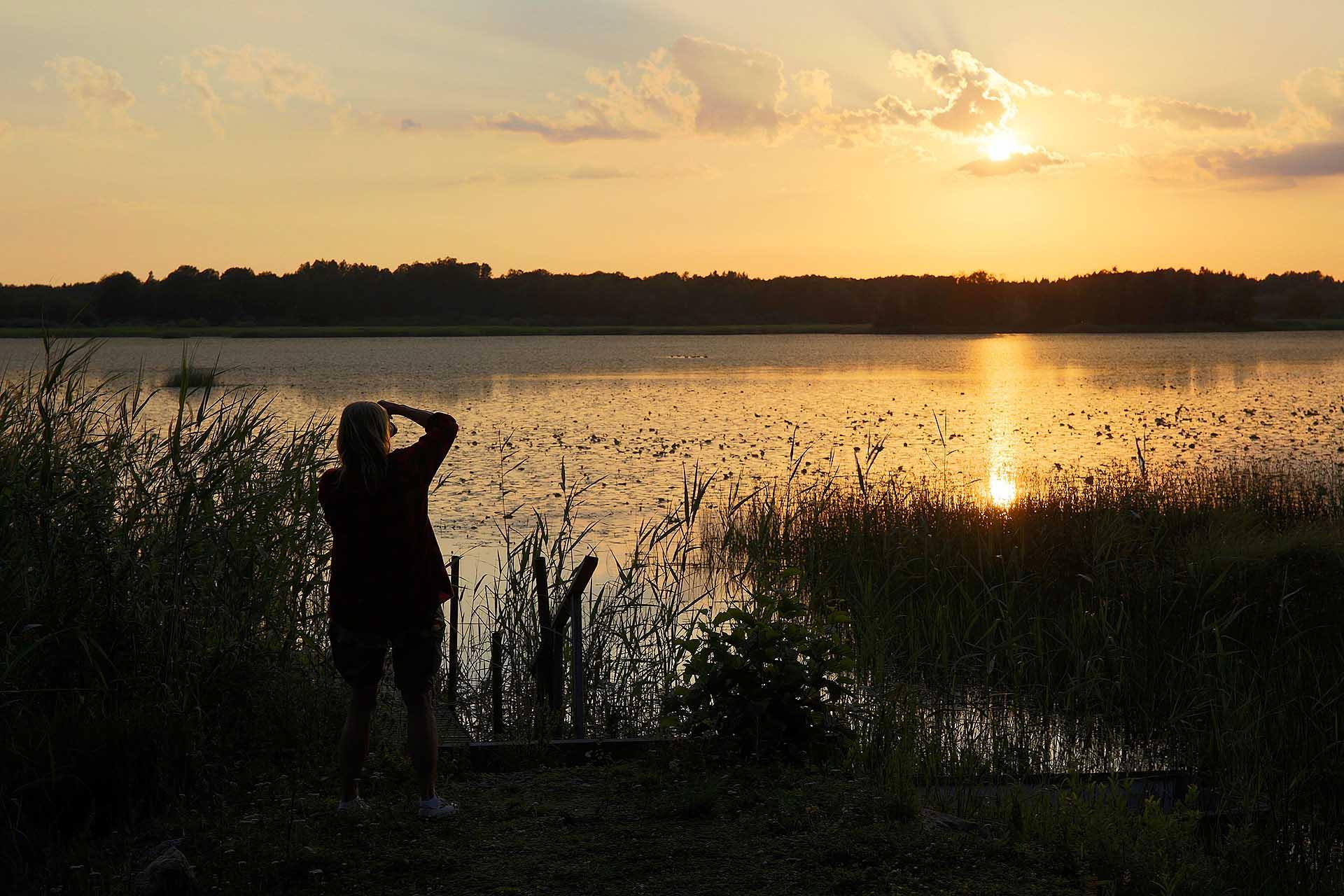Upplev Åstråken - Dannemorasjön