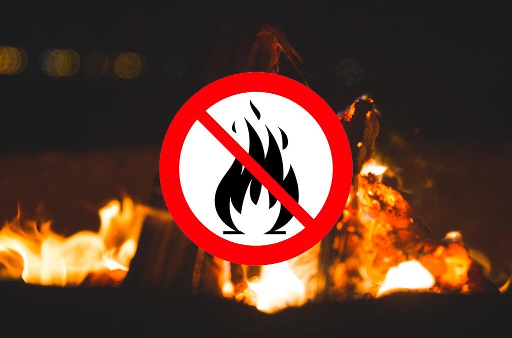 Eldningsförbud i hela Uppsala län